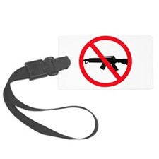 Ban Assault Weapons Luggage Tag