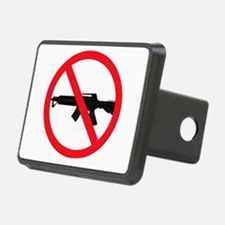 Ban Assault Weapons Hitch Cover