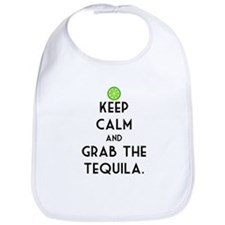 Grab The Tequila Bib