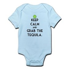 Grab The Tequila Infant Bodysuit