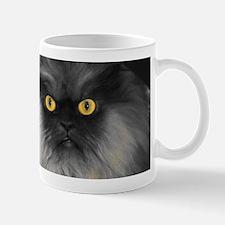 Colonel Meow's yellow eyes Mug