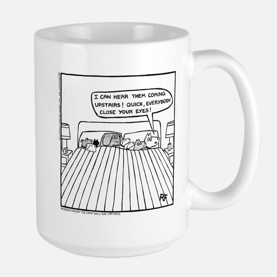 'Poo Fun' Large Mug
