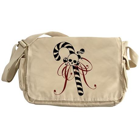 skull-candy-cane_bl.png Messenger Bag