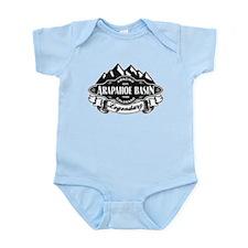 Arapahoe Basin Mountain Emblem Infant Bodysuit