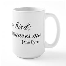 No Net Ensnares Me Coffee Mug