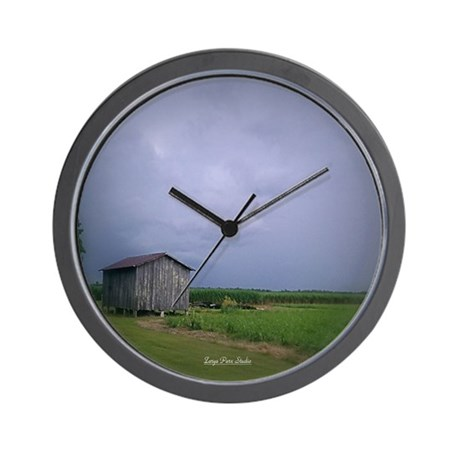 Sugarcane Field Wall Clock