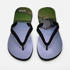 Sugarcane Field Flip Flops