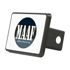 MAAF logo Hitch Cover