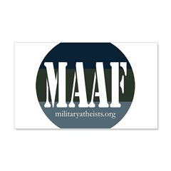 MAAF logo Wall Decal