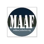 MAAF logo Square Sticker 3