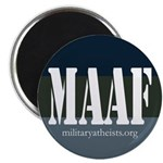 MAAF logo Magnet