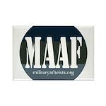 MAAF logo Rectangle Magnet (10 pack)