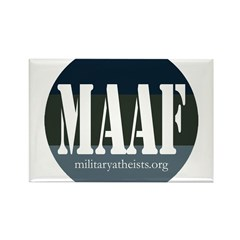 MAAF logo Rectangle Magnet (10 pack)