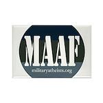 MAAF logo Rectangle Magnet (100 pack)