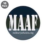 """MAAF logo 3.5"""" Button (10 pack)"""