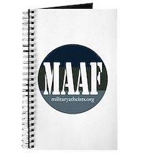 MAAF logo Journal