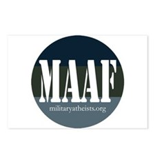 MAAF logo Postcards (Package of 8)