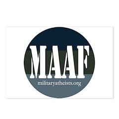 MAAF logo Postcards (Package of 8)