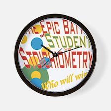 Unique Chemistry teacher Wall Clock