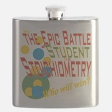 Unique Chemistry students Flask