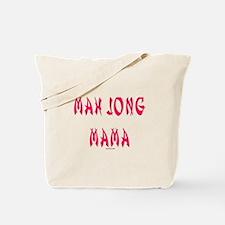 Mah Jong Mama Tote Bag