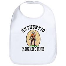 Authentic Rockhound Bib