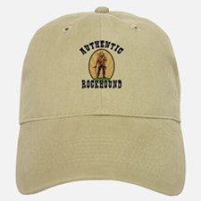 Authentic Rockhound Baseball Baseball Cap
