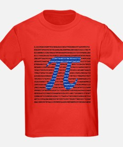 1000 Digits of Pi T-Shirt
