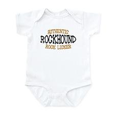 Rockhound Authentic Rock Licker Infant Bodysuit