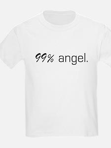99% Angel Kids T-Shirt