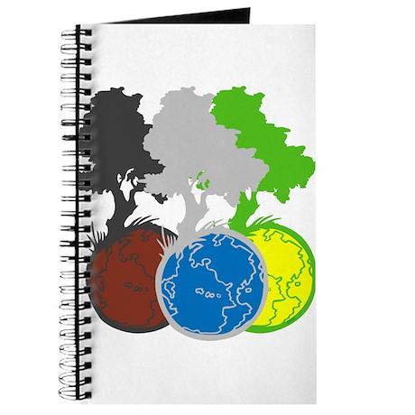 OYOOS Trees Earth design Journal