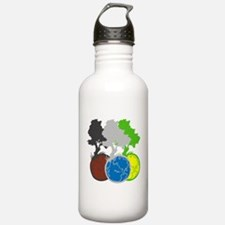 OYOOS Trees Earth design Water Bottle