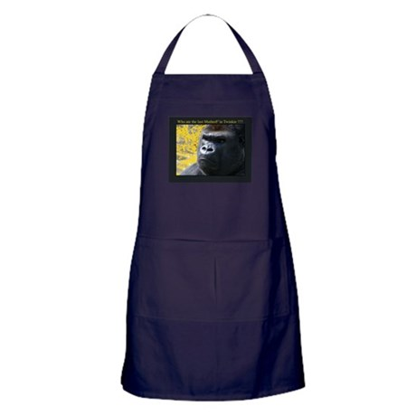 Who ate the last MutherF'in Twinkie!!!! Apron (dar