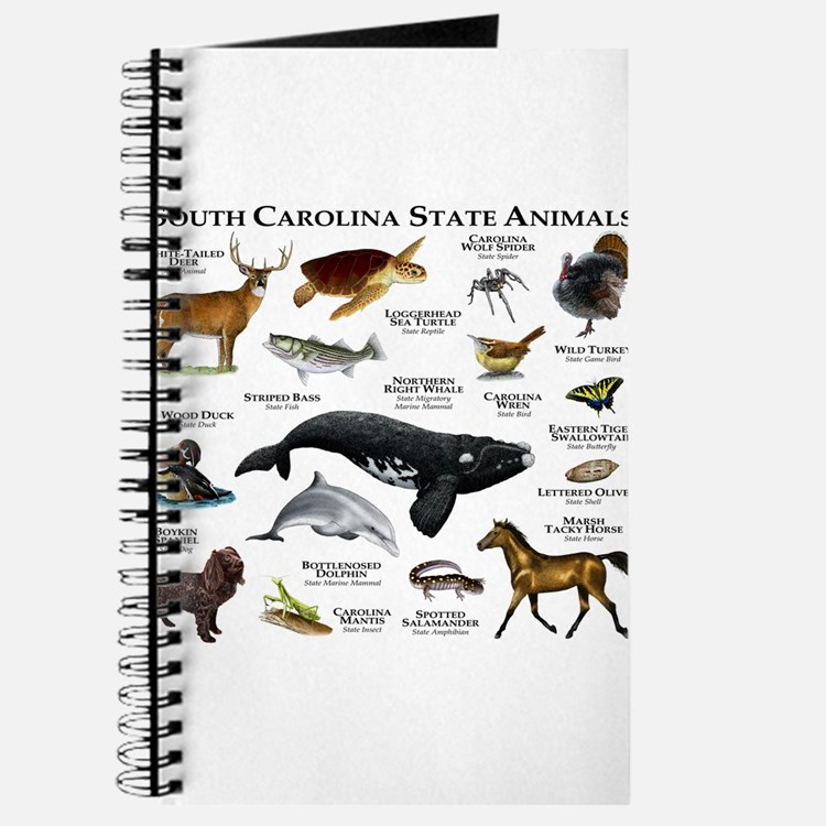 South Carolina State Animals Journal