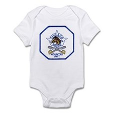 Chicago Mounted Police Infant Bodysuit