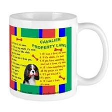 Property Laws -Cavalier,Tri Mugs
