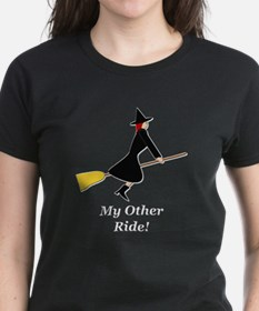 My Other Ride Broom Tee