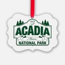 Acadia National Park Ornament