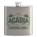 Acadia National Park Flask