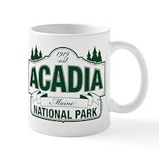 Acadia National Park Mug