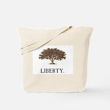 The Liberty Tree Tote Bag
