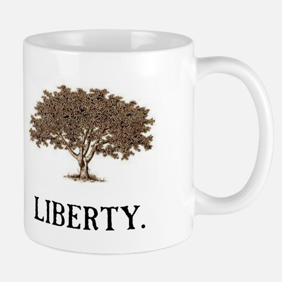 The Liberty Tree Mug