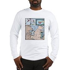 Bovine Tattoos Long Sleeve T-Shirt