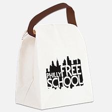 PFS logo Canvas Lunch Bag