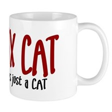 Sphynx Cat JUST A CAT Mug