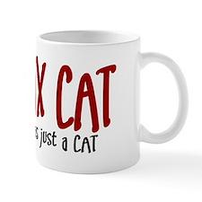 Sphynx Cat JUST A CAT Small Mug