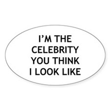 I'm Celebrity Decal