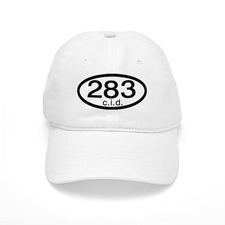 Chevy 283 c.i.d. Cap
