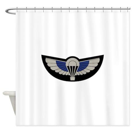 SAS Airborne Shower Curtain