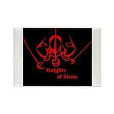 New Logo Rectangle Magnet